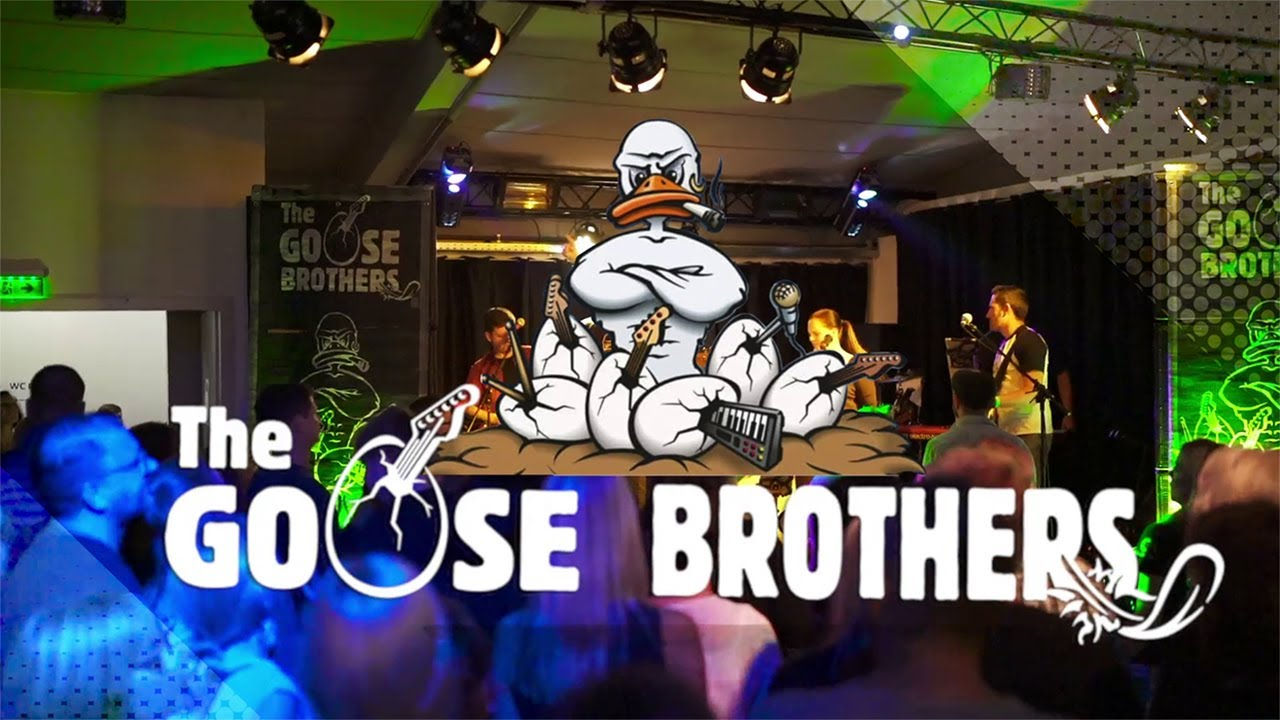 10 Jahre Goose Brothers