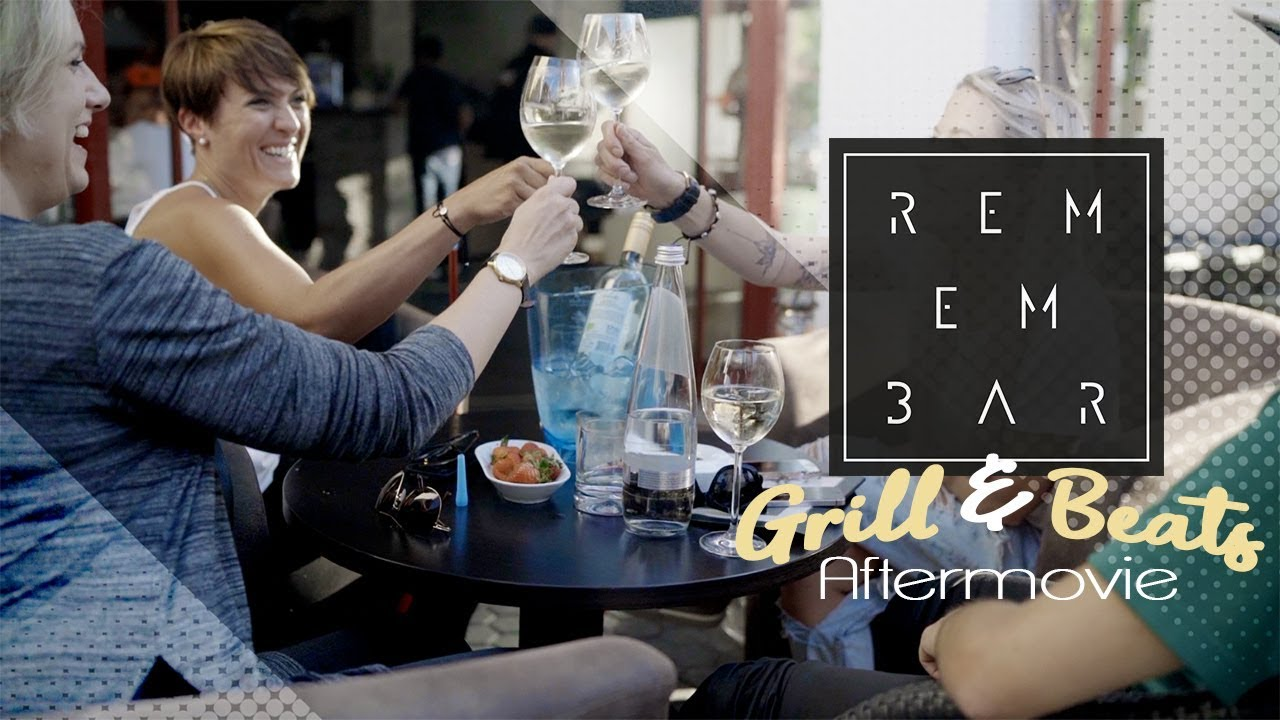 After-Movie zum Event grill and beat - Remembar