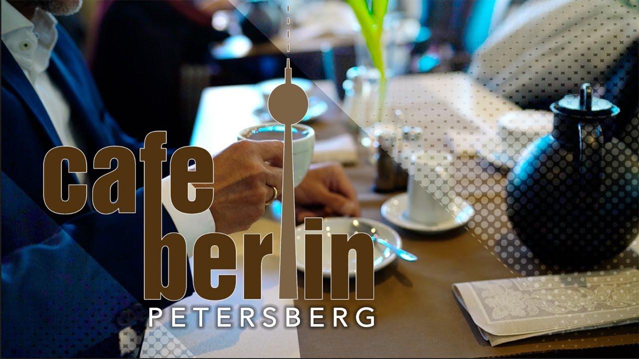 Café Berlin feiert Neueröffnung in Petersberg