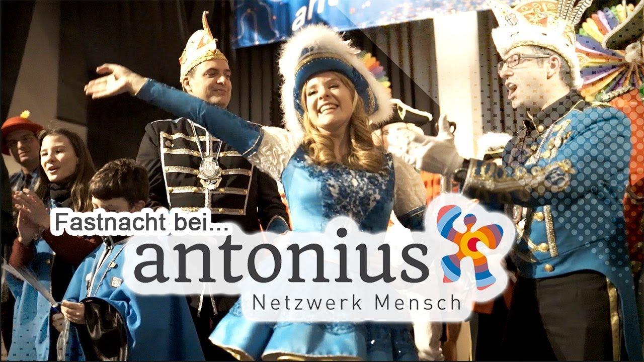 Fastnacht bei Antonius Netzwerk Mensch