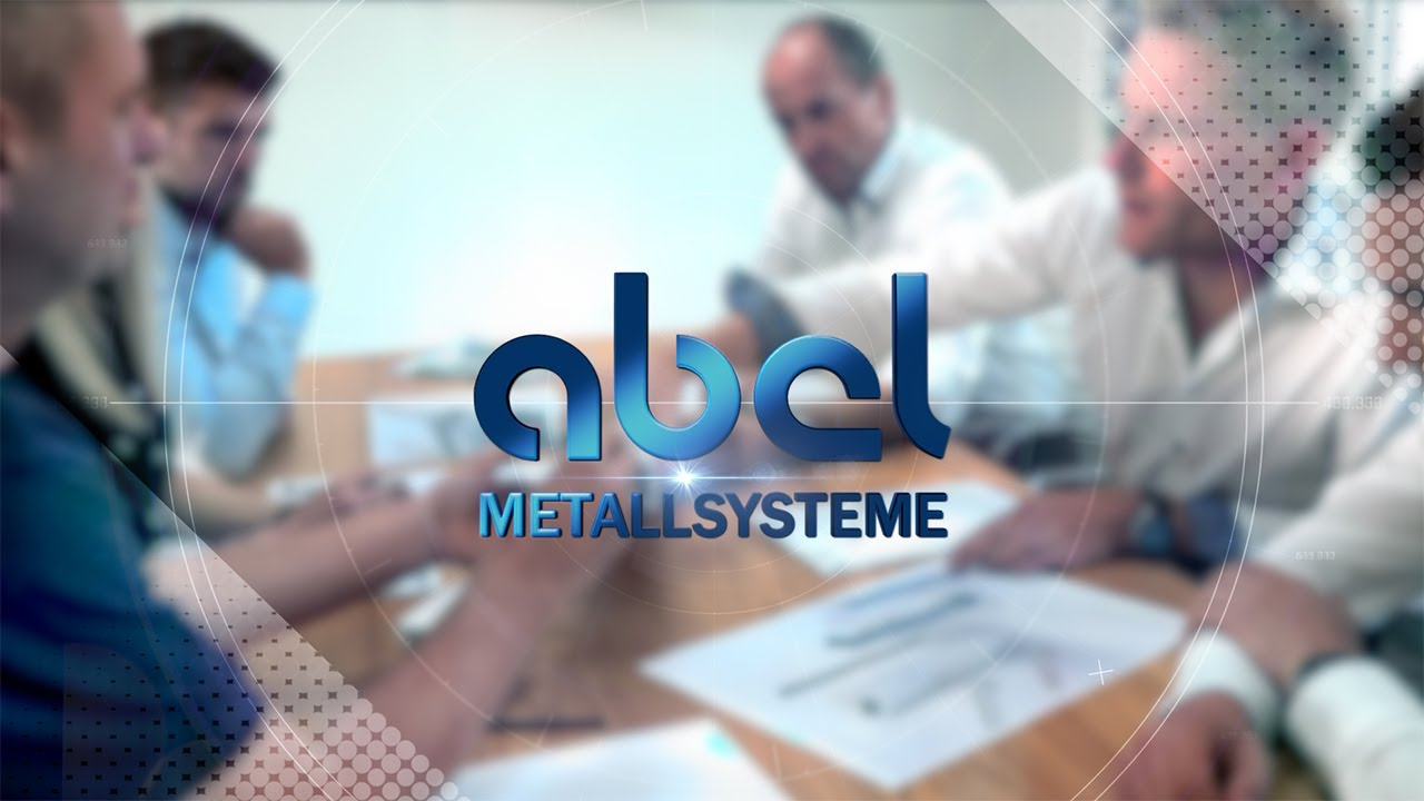Imagevideo von Abel Metallsysteme GmbH & Co. KG
