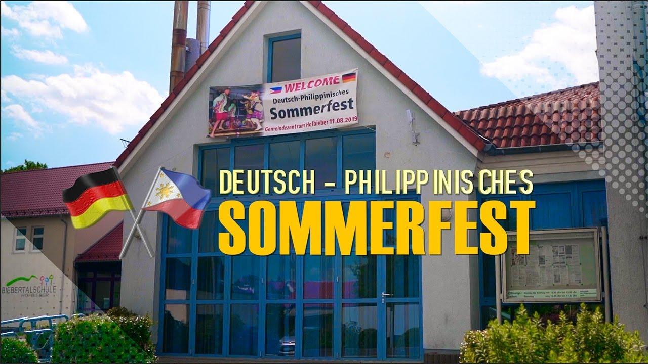 Philippinisches Sommerfest, Hofbieber