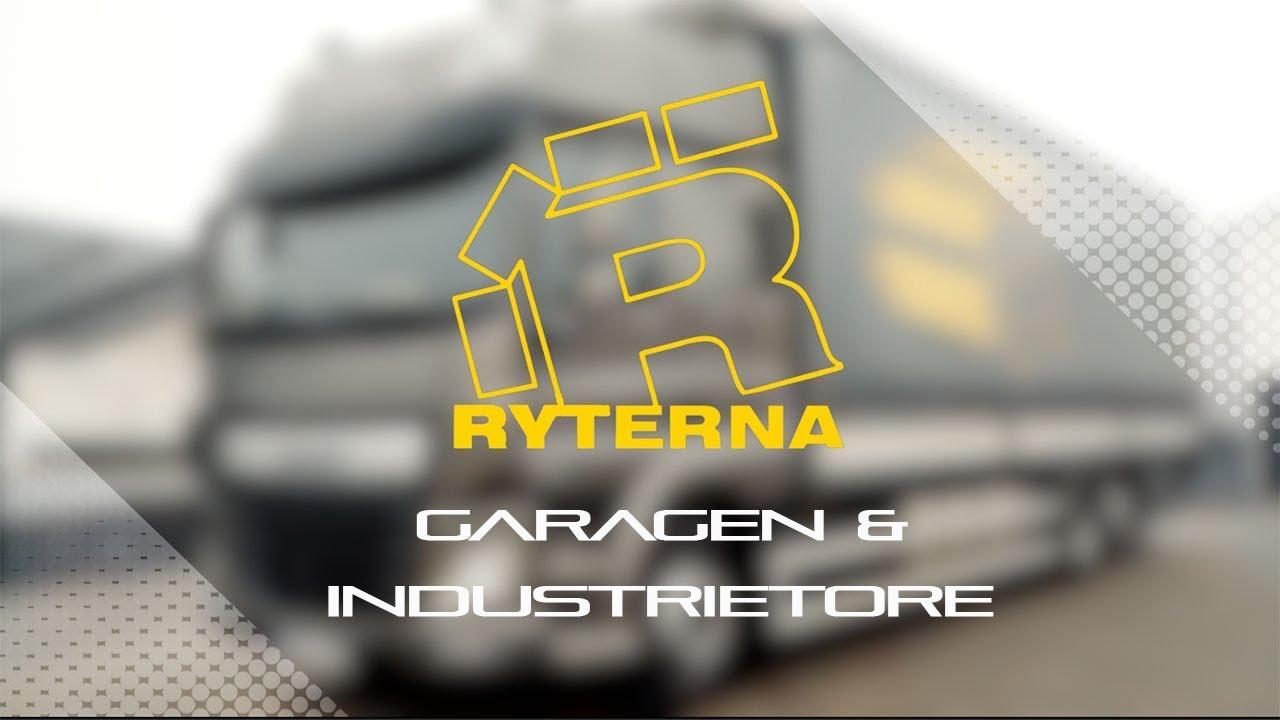 RYTERNA Garagen- und Industrietore
