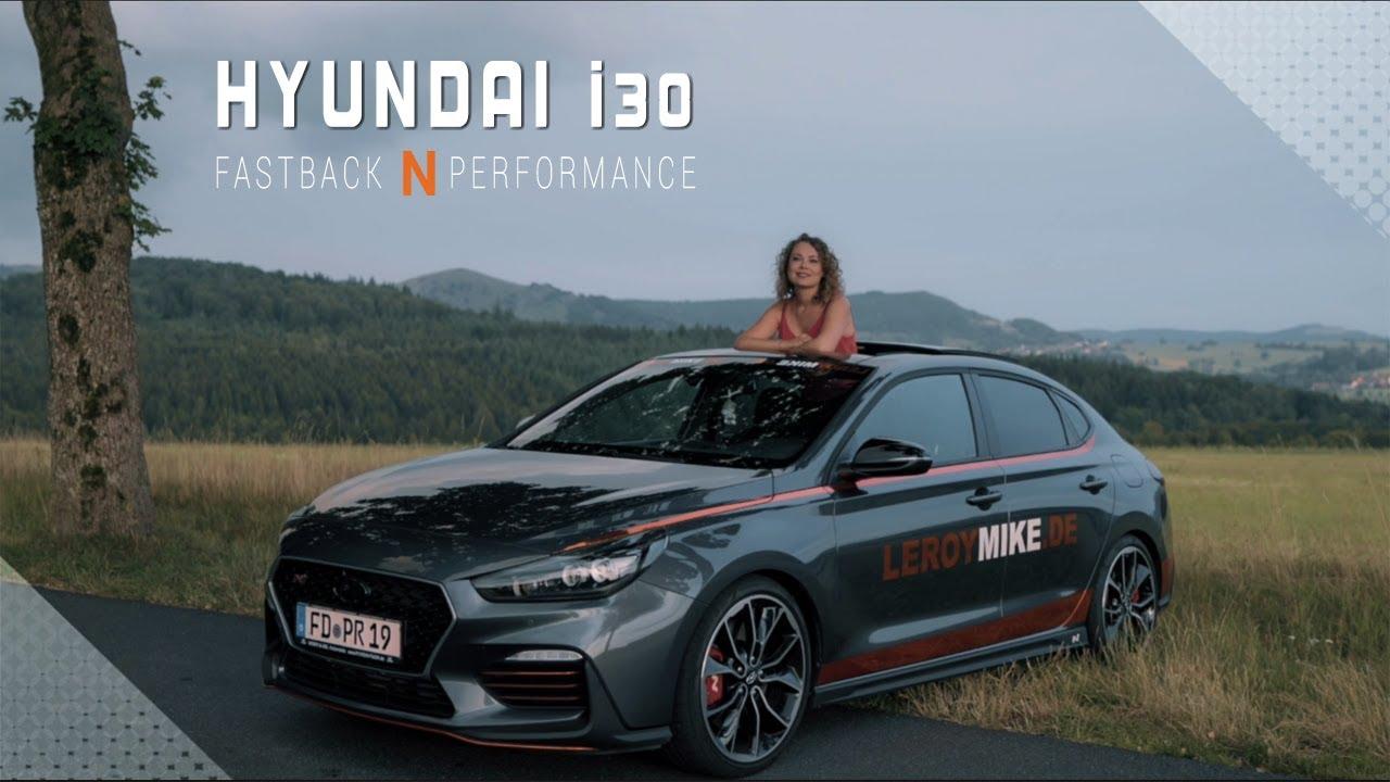 Werbetrailer Hyundai i30 Fastback N Performance