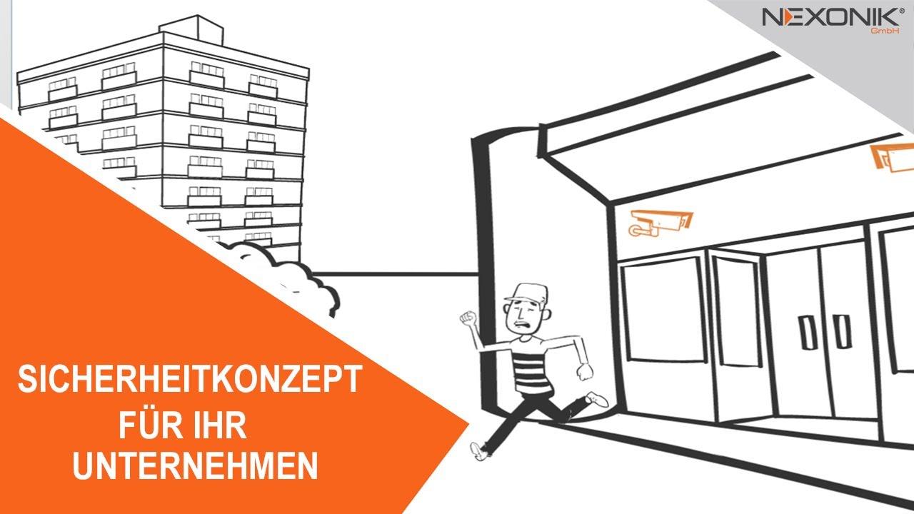Erklärfim Sicherheitstechnik von Nexonik GmbH